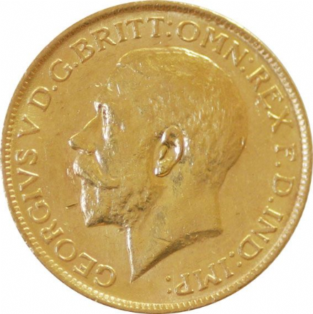 George V Half Sovereign